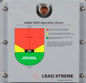 LRAD instructions
